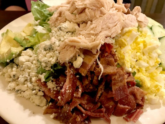 The Traditional Cobb Salad at Magleby's in St. George