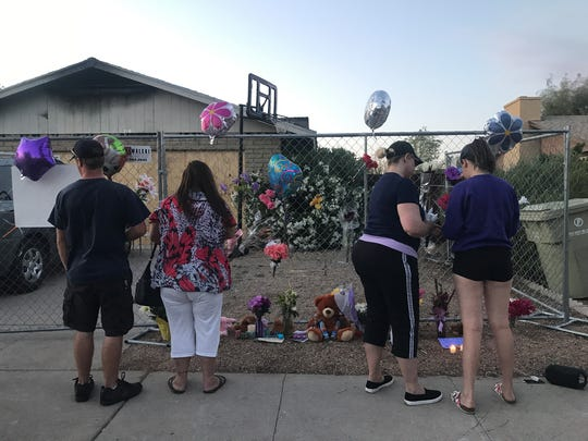 Glendale community gathered in candlelight vigil for