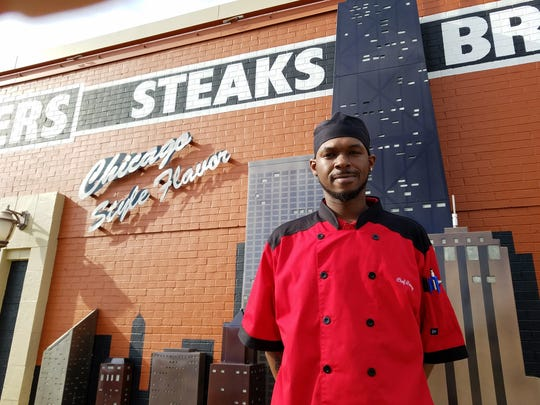 Chef George Watson is in the house at Cleavers, implementing a dinner menu of hearty favorites at reasonable prices.