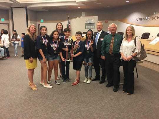 Desert Sands Students Engage In Battle Of The Books