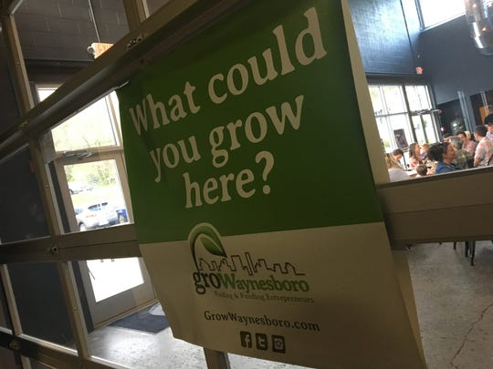 Grow Waynesboro held a grant competition at Basic City