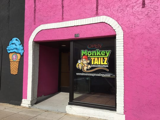 Monkey Tailz on North Broadway in Green Bay offers