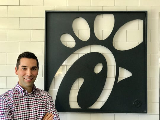 Ryan Smith as franchise owner. Smith, who has helped open Chick-fil-A locations all across the country, is thrilled to bring the brand to Reno as the owner of the first restaurant in the city and the fourth in Nevada. Hiring for the new location – projected to open in late May – has begun.