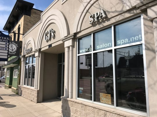 GJ's Salon N Spa and Rustic Harbor Boutique are at 1604 Washington St. in Two Rivers.