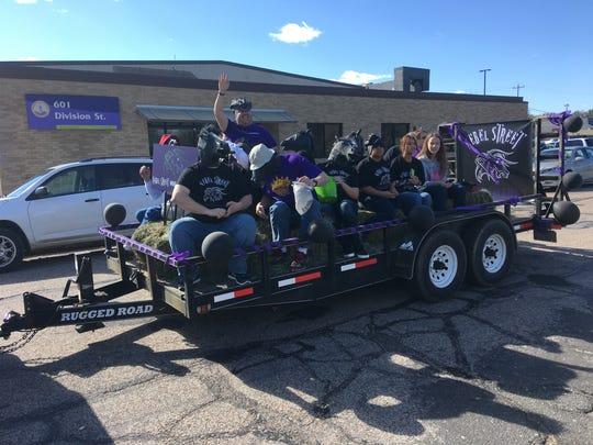 Nebel Street Nightmares, a local Trivia team, take