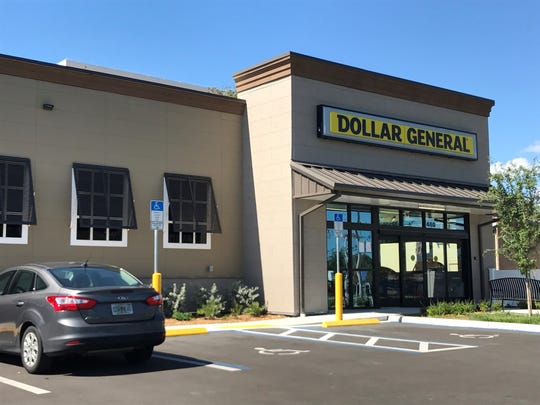 Dollar General's newest store at 440 W. Elkcam Circle in Marco Island is now open.
