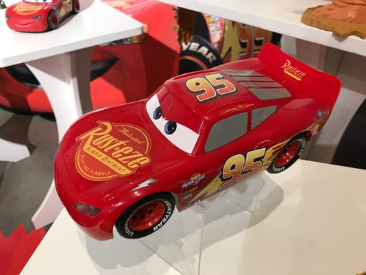 Cars3 Movie Toys