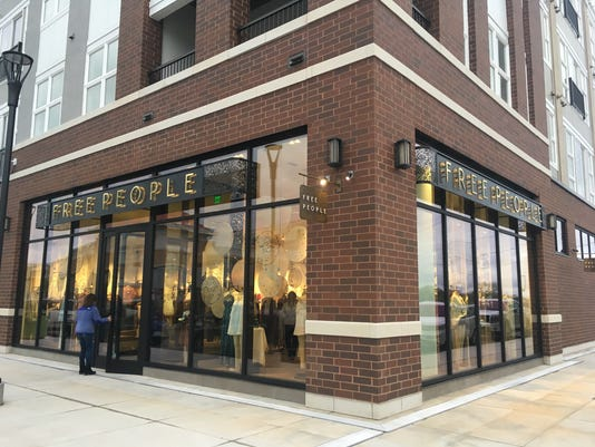 Free People opens