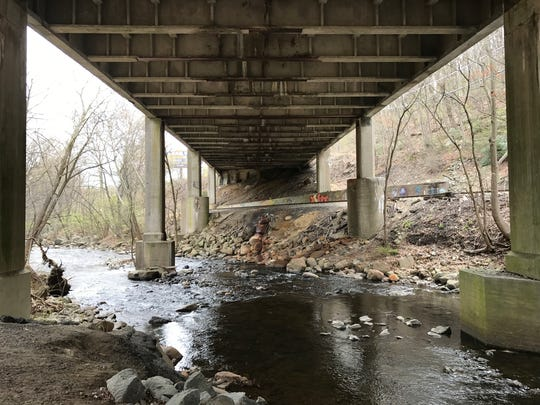 The Route 23 Bridge over the Pequannock River and Hamburg Turnpike at the border of West Milford and Kinnelon is expected to be replaced at a total project cost of nearly $56 million.