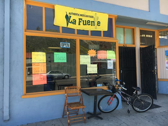 Already open in Ojai and Meiners Oaks, La Fuente has added a third location with the debut last month of its Ventura restaurant on  Ventura Avenue.