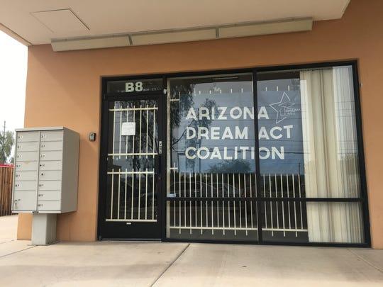 The ADAC office is in Phoenix on Buckeye Road next