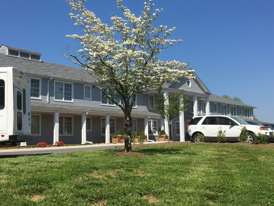 Alexander Guest House Senior Living in Oak Ridge. Was