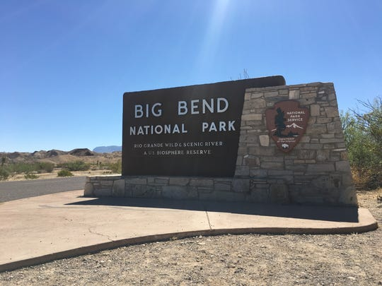 Big Bend National Park opened in 1944 and is home to