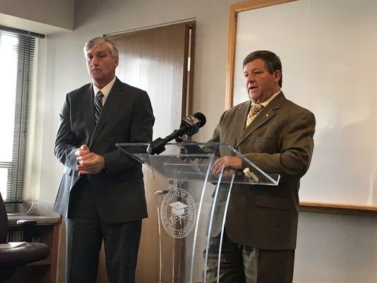 Escambia Santa Rosa county superintendents