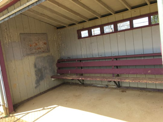South River dugouts are in need of repair