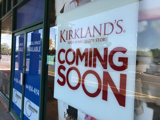 Kirkland's in Brick opens on May 24