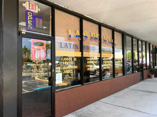 Las Delicias opened in 2002 in the Lochmoor Plaza on