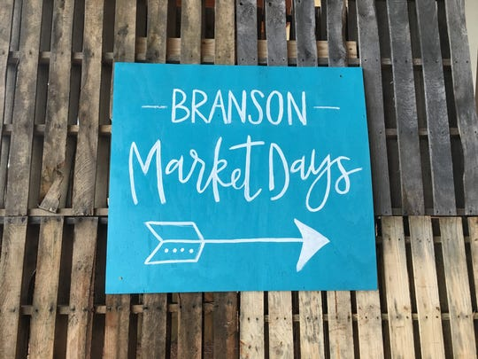 Branson Market Days continues Saturday, May 13 at the convention center in downtown Branson. Another event is slated for Oct. 6 and 7.