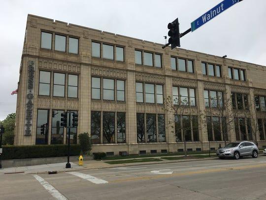 The Green Bay Press-Gazette building, 435 E. Walnut