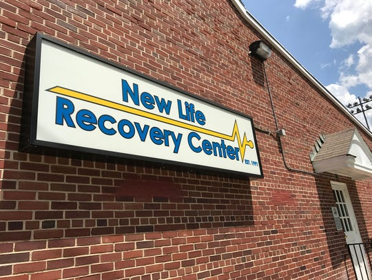 New Life Recovery Center moved from its location in