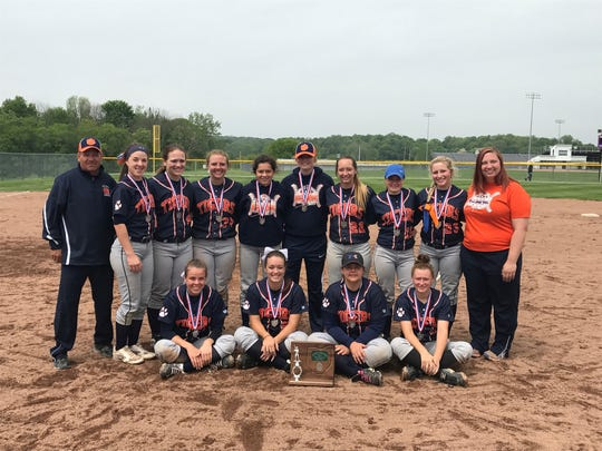 The Lady Tigers finished as district runners-up for the first time in 31 years.
