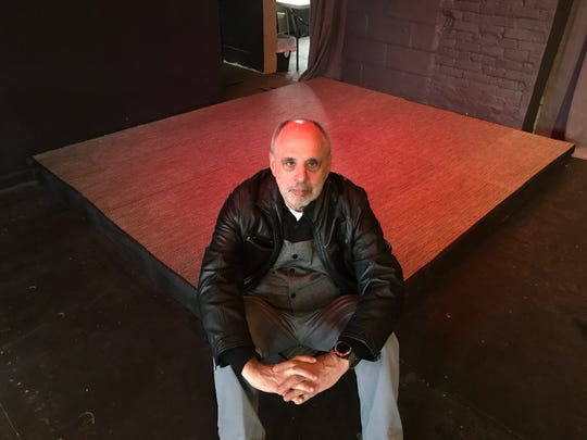 Alan Lutwin, executive director of Westchester Collaborative Theater, talks about the group's new 49-seat black-box theater at 23 Water Street in Ossining, one block from the Ossining Train Station. In addition to new works of theater, the space will be home to music and spoken-word performances, and classes.