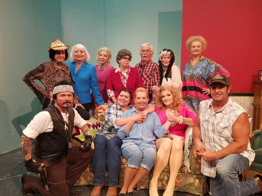 "The Rialto Theater, 327 S. Commercial St., Aransas Pass, will present ""Rex's Exes"" at 7:30 p.m. Friday and Saturday and 2 p.m. Sunday. A southern-fried, mid-life crisis comedy. Cost: $15-$20. Information: www.rialtotheater.org or 361-758-0383."