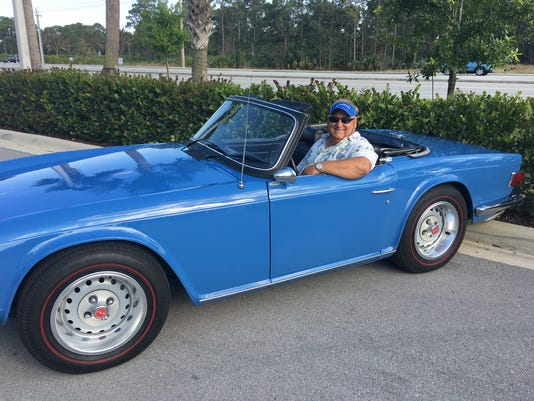 Residents Reminisce with Vintage Car Show