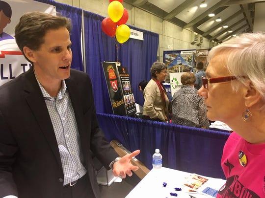 Marshall Tuck, running for  California schools superintendent,