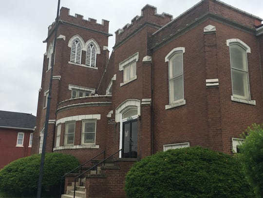 Corinthian Missionary Baptist Church, led by Pastor