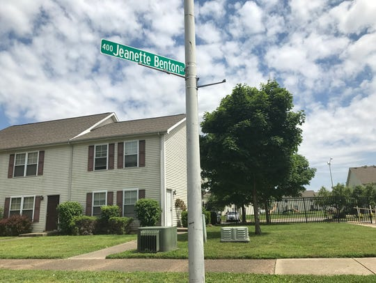 Lincoln Estates or housing complex. A new owner bought