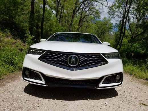 Acura Tlx A Spec