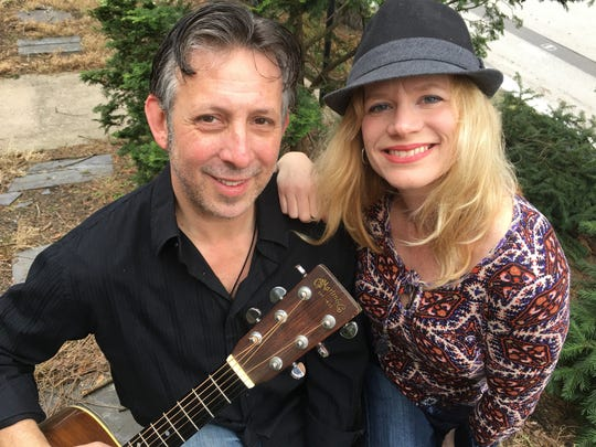 The music on Sunday includes duo Deirdre Finnegan and Dave Cohen at Appel Farm Music and Wine Festival in Elmer.