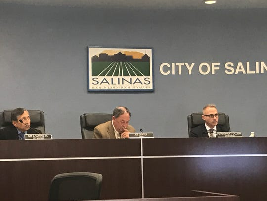 The Salinas City Council meets Tuesday night to focus