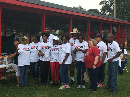 The Roderic D. Scott Foundation is working on helping