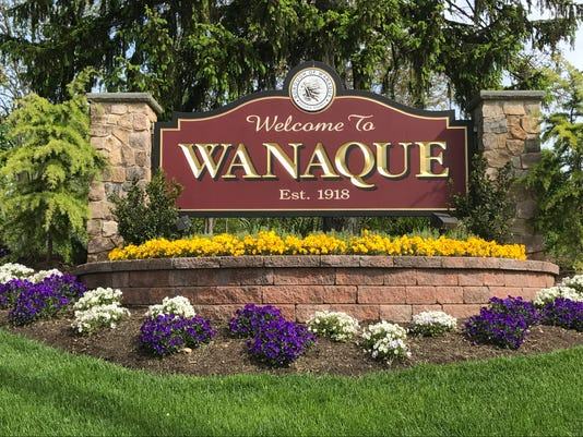 Wanaque sign