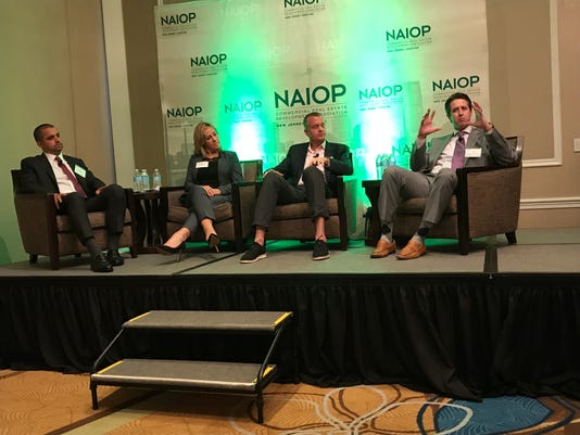 NAIOP retail panel