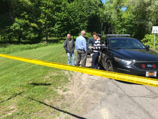 Woman's body found in Penfield