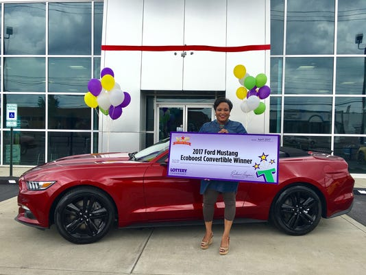 Gallatin Resident Wins Mustang Convertible After Not Winning Lottery