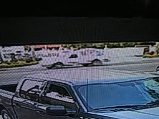 Ford Ranger sought in hit-and-run investigation.