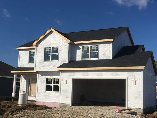 May housing permits flat