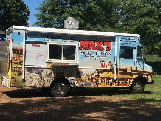 Max's Famous Hot Dogs' food truck is now parked full-time