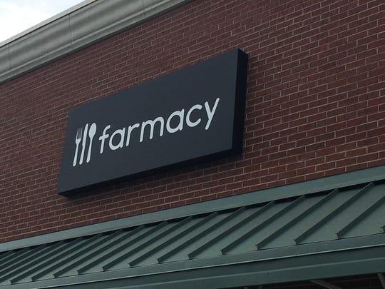 Farmacy restaurant is located at 9430 S. Northshore Drive