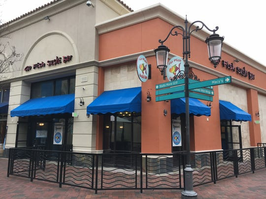 Go Fish Sushi will reopen June 17 at the Simi Valley Town Center.