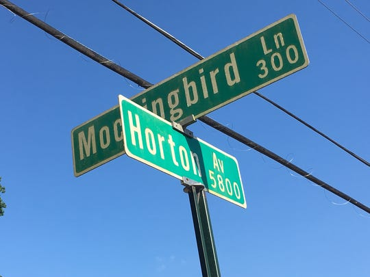 Speeding on Horton Avenue in Shreveport  is reportedly a problem.