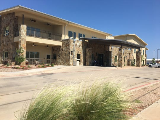 In this file photo, Advanced Rehabilitation and Healthcare Center is seen in Wichita Falls. A national survey shows more than half of assisted living communities have less than a two-weeks supply of certain personal protective equipment.