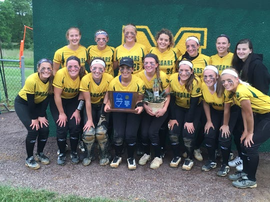 Montgomery celebrates its first sectional championship since 2004
