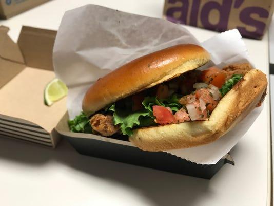 The sandwich