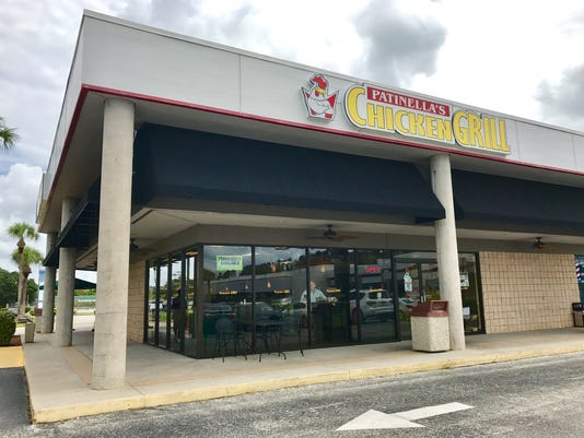 Patinella's Chicken Grill  exterior