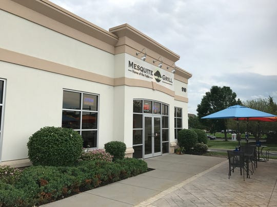 Mesquite Grill at 910 Elmgrove Rd.